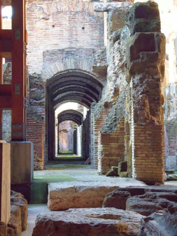 ©Colosseum-undergrounds