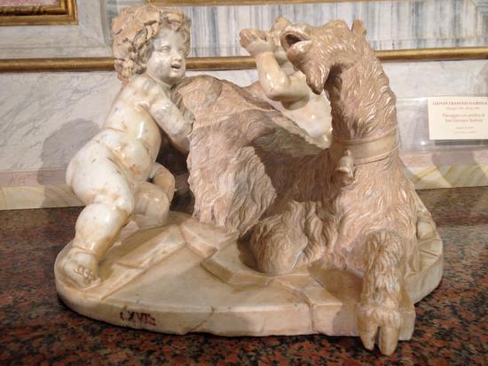 Capretta Amaltea – Galleria Borghese