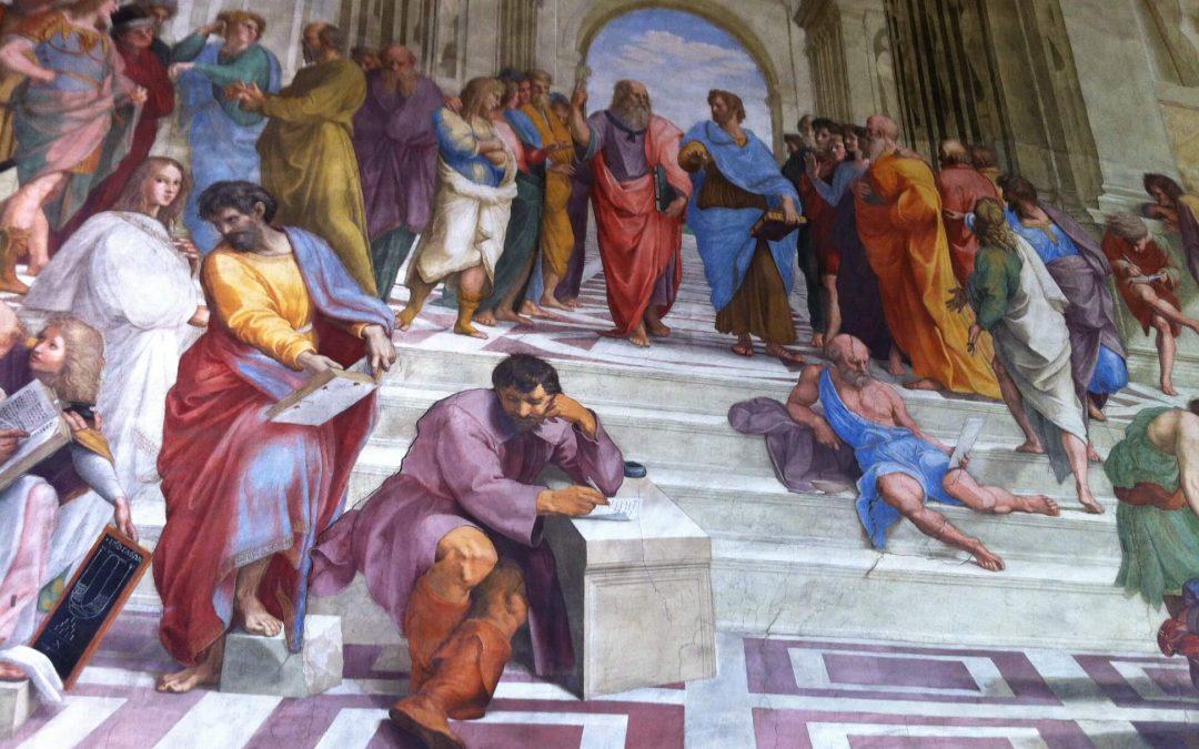 La Stanza della segnatura – Musei Vaticani
