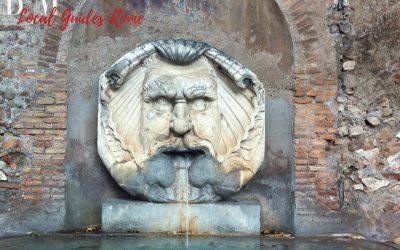 Fontana del Mascherone – La Storia