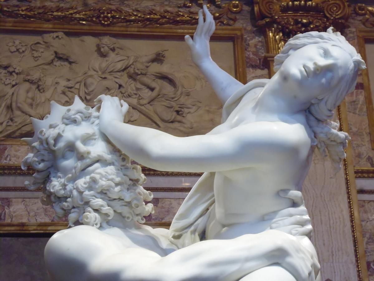 Ratto di Prosperina - Villa Borghese