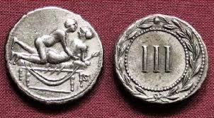 """Cosa erano le """"spintrie"""" nell'antica Roma?"""