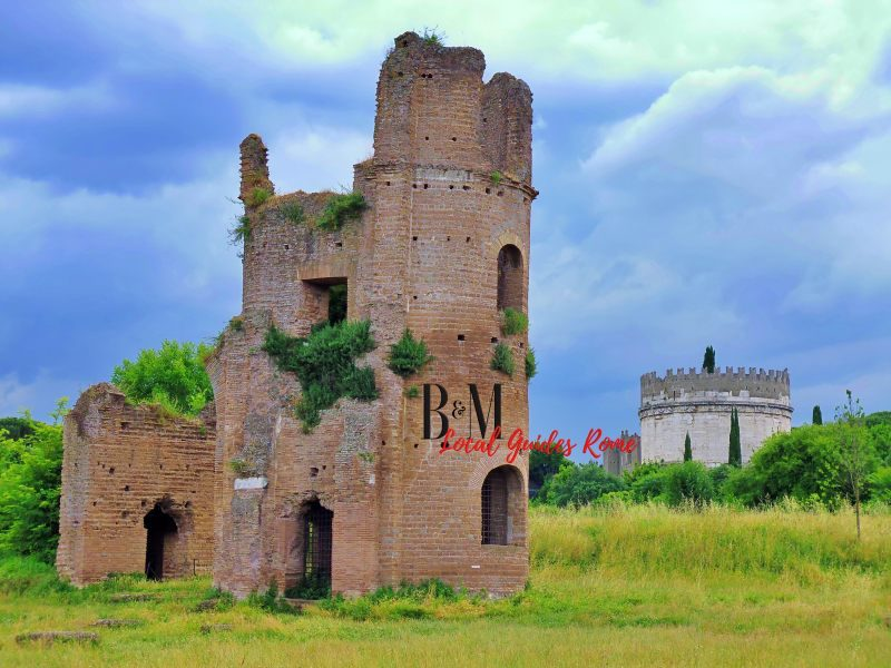 La Via Appia Antica fra archeologia e paesaggio