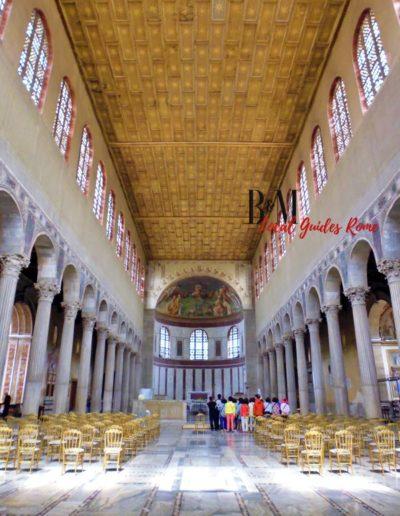 Chiesa di Santa Sabina - Aventino