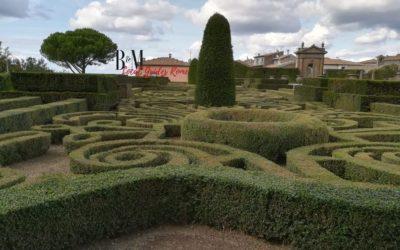 Villa Lante  Bagnaia – Le Passeggiate B&M
