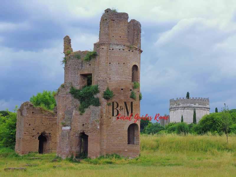 Passeggiata Appia Antica 2