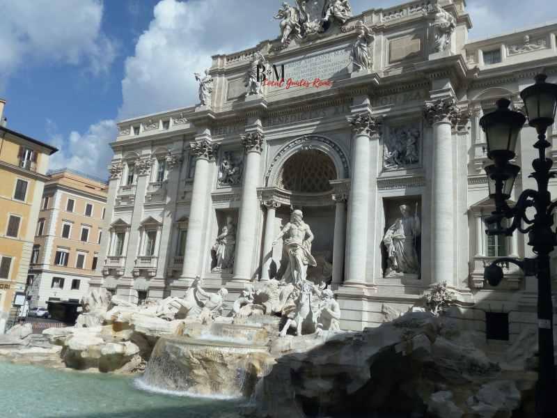 Piazze e fontane di Roma
